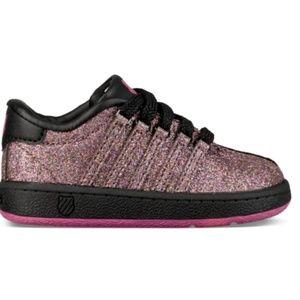 K Swiss Toddler Girl Classic VN Sneaker Shoe 4 5
